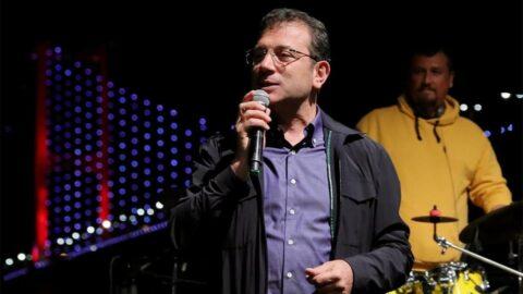 İmamoğlu'ndan rapçi Ceza'ya: Çok güzel bir İstanbul şarkısı ister bu kent