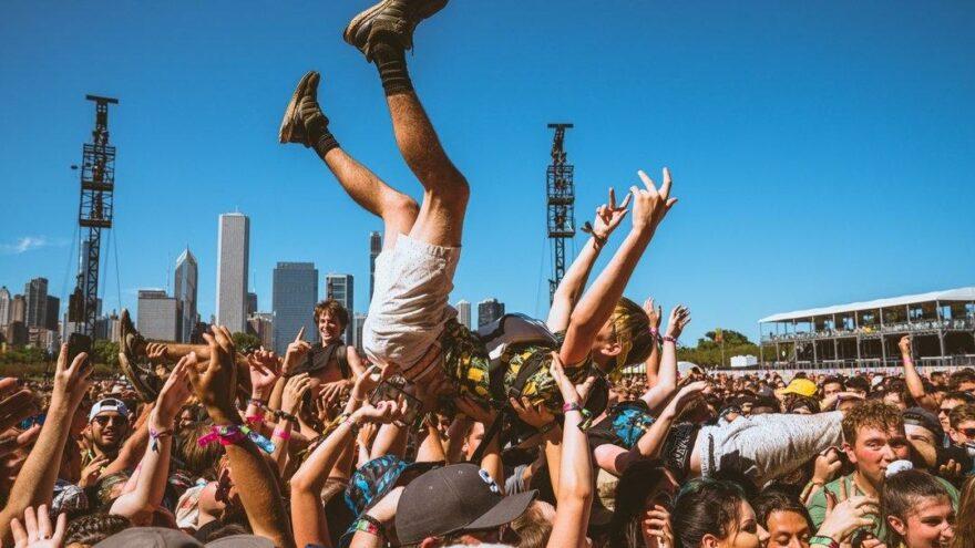 Covid vakaları düştü, Lollapalooza Festivali geri döndü