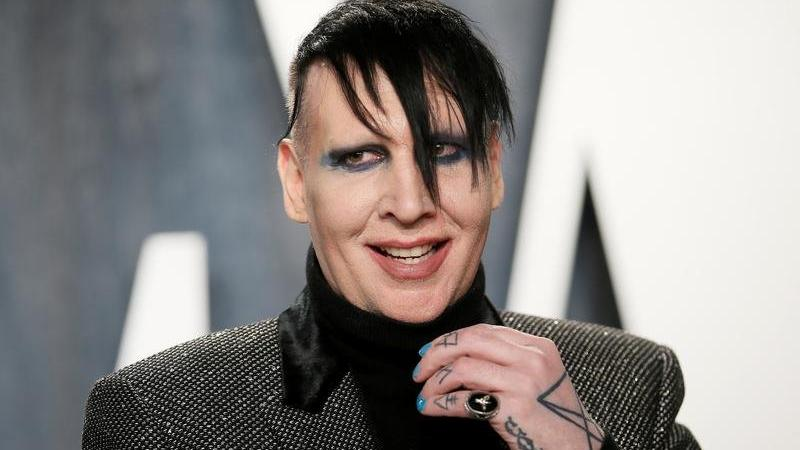 Marilyn Manson'a bir dava da asistanından