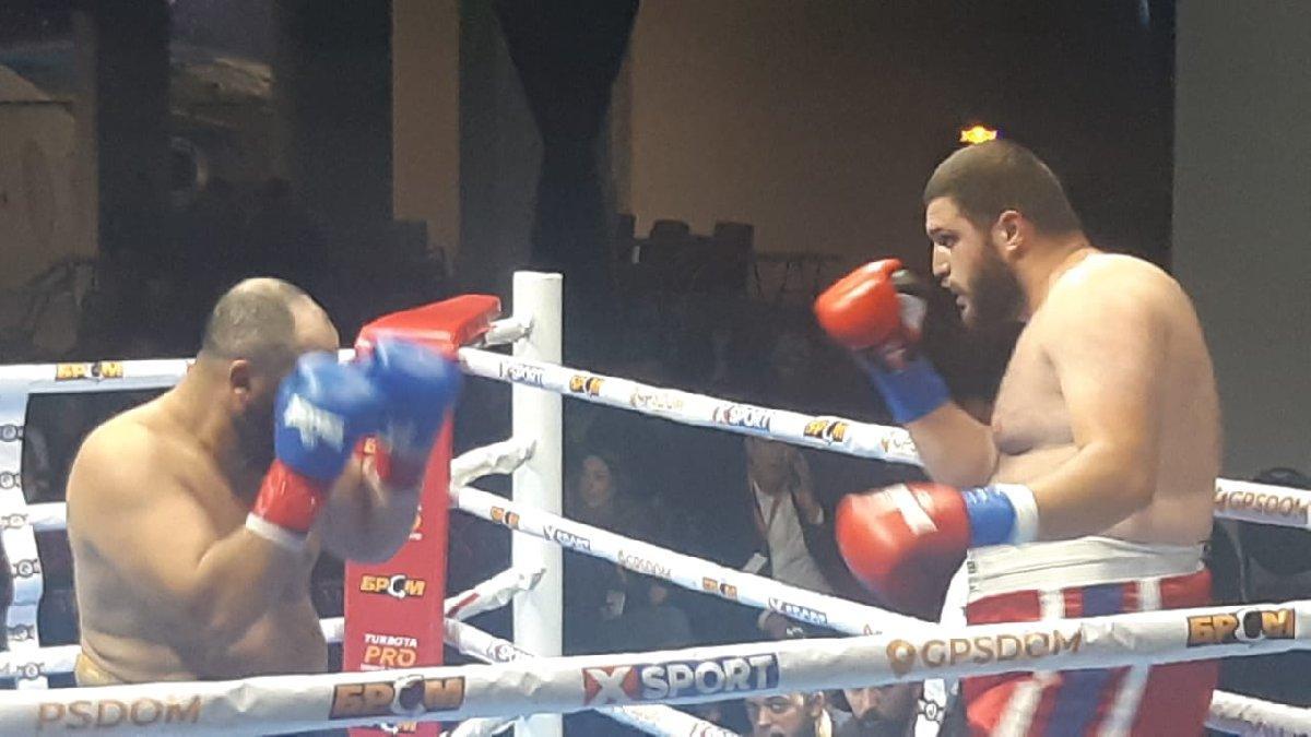 Serdar Avcı, nakavt ile dünya şampiyonu