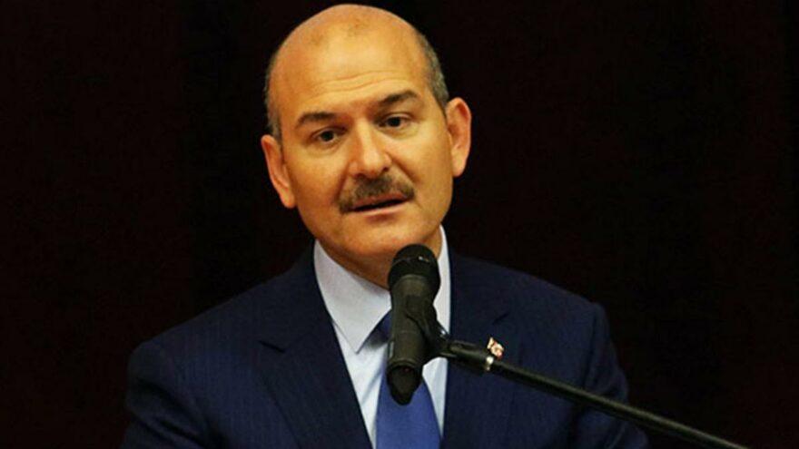Süleyman Soylu'dan istifa açıklaması - Son dakika haberleri