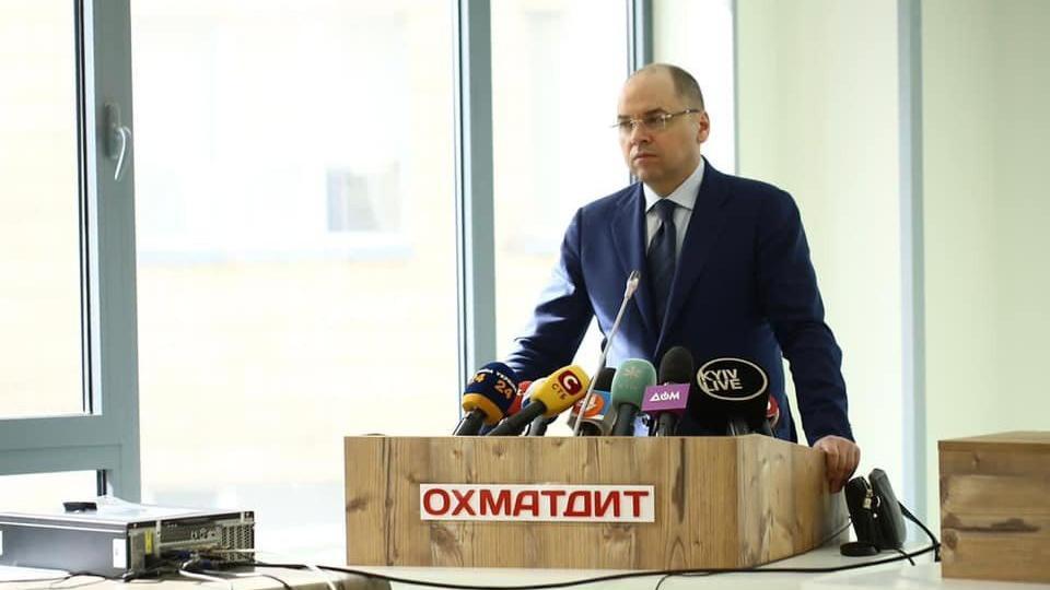 Ukrayna'da aşı temin yavaşlığı sebebiyle sağlık bakanı görevden alındı