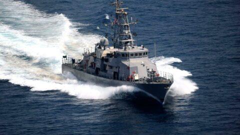 ABD-Çin arasında gemi krizi: İzinsiz giriş yaptı