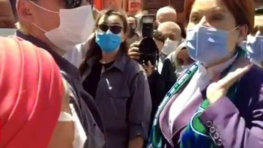 Karamollaoğlu ve Babacan'dan Meral Akşener'e destek