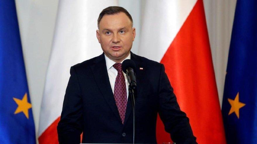 Polonya lideri Duda Türkiye'ye geliyor