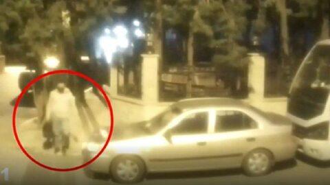Parti binasına bombalı saldırı keşfinde yakalandılar