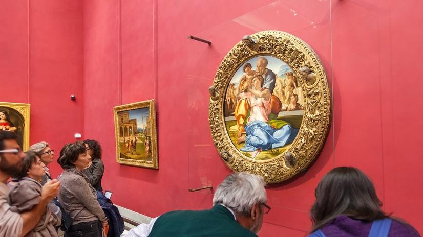 NFT'ye dönüştürülen Michelangelo eseri 170 bin dolara satıldı