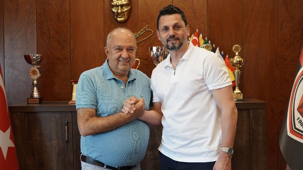 Gaziantep FK Erol Bulut'u resmen açıkladı