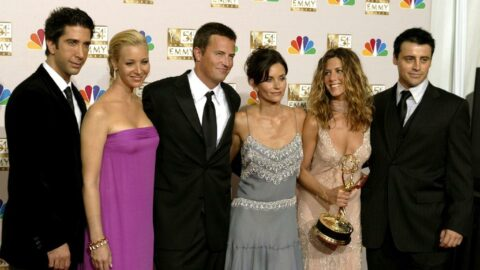 17 yıl sonra bir araya gelen Friends ekibi duygusal anlar yaşadı
