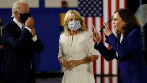 Hiçbir şey göründüğü gibi değilmiş... Jill Biden'dan Harris'e şok sözler: S...r git oradan