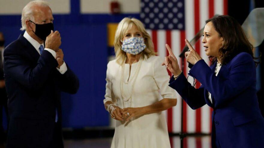 Hiçbir şey göründüğü gibi değilmiş… Jill Biden'dan Harris'e şok sözler: S…r git oradan