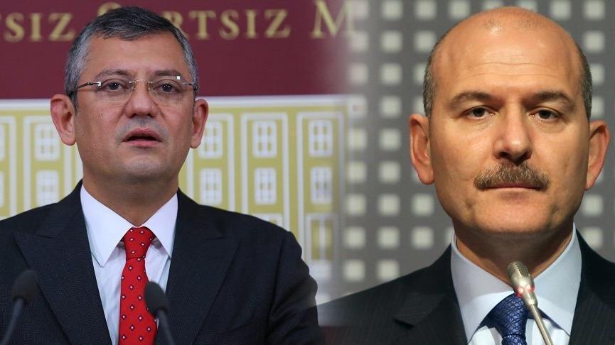 Özgür Özel'den, Süleyman Soylu'ya '10 bin dolar alan siyasetçi' tepkisi