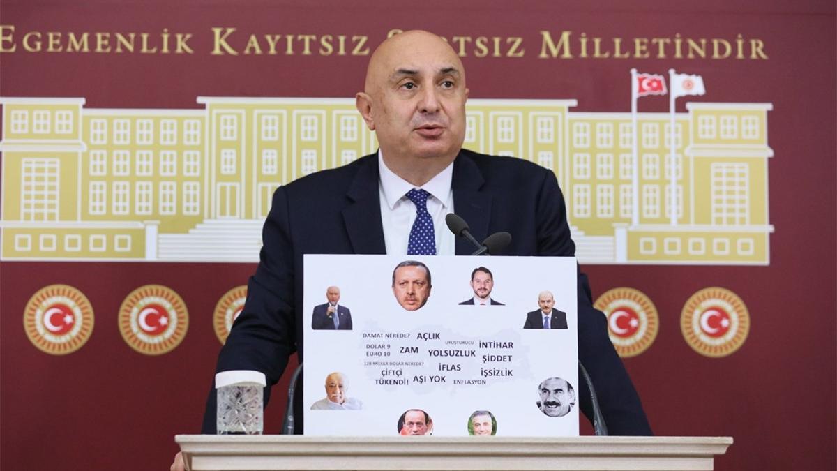 CHP'den Süleyman Soylu'ya: Eğer o elinde sakladıklarını çıkartmazsan namertsin
