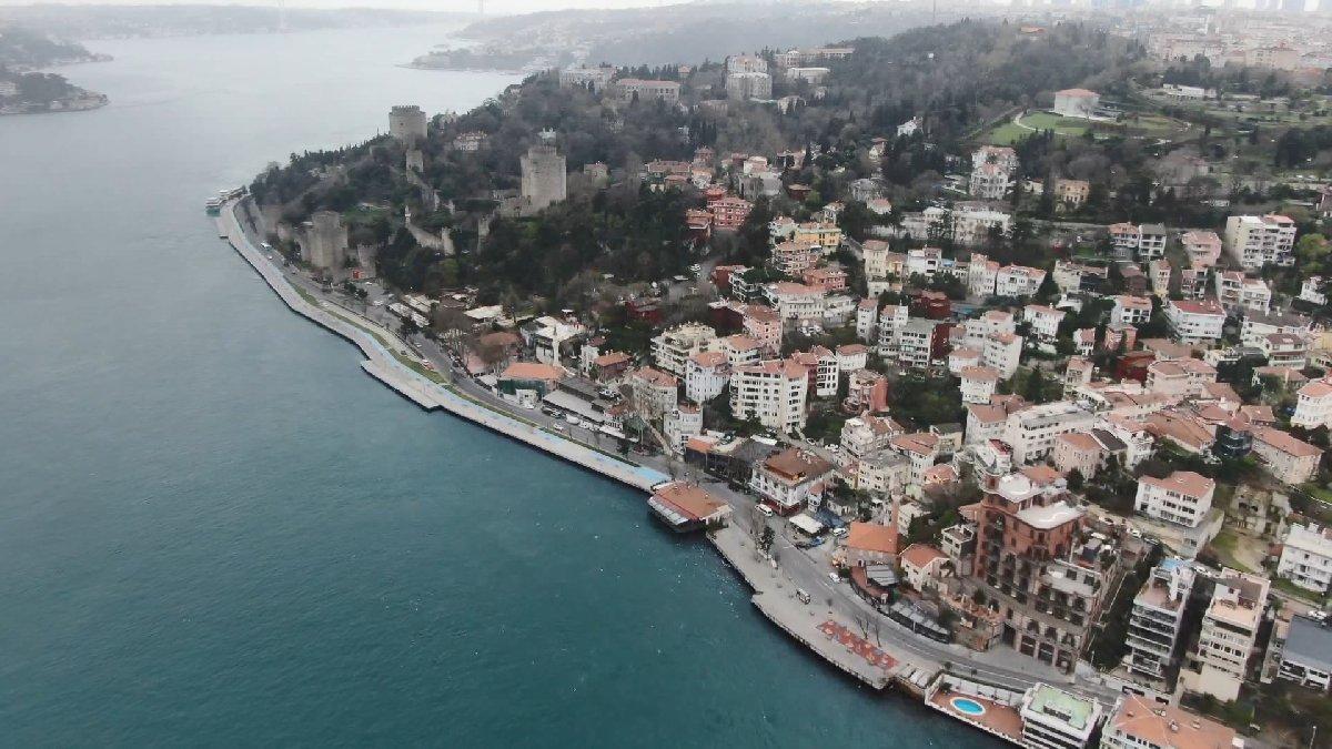 İstanbul'un üç ilçesinde konut fiyatları yükseldi