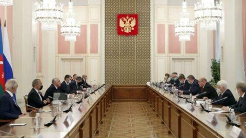 Azerbaycan ile Rusya arasında anlaşma