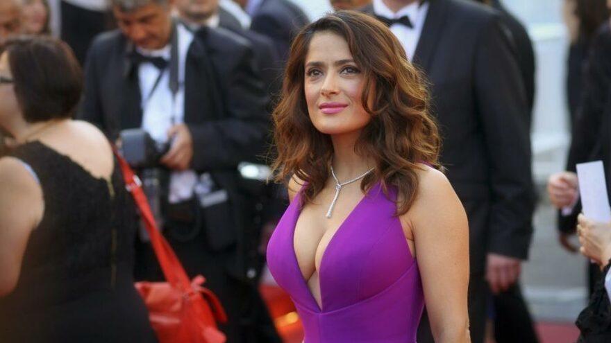 Ünlü oyuncu ölümden döndü, Salma Hayek, Covid nedeniyle yaşadığı zor zamanları anlattı