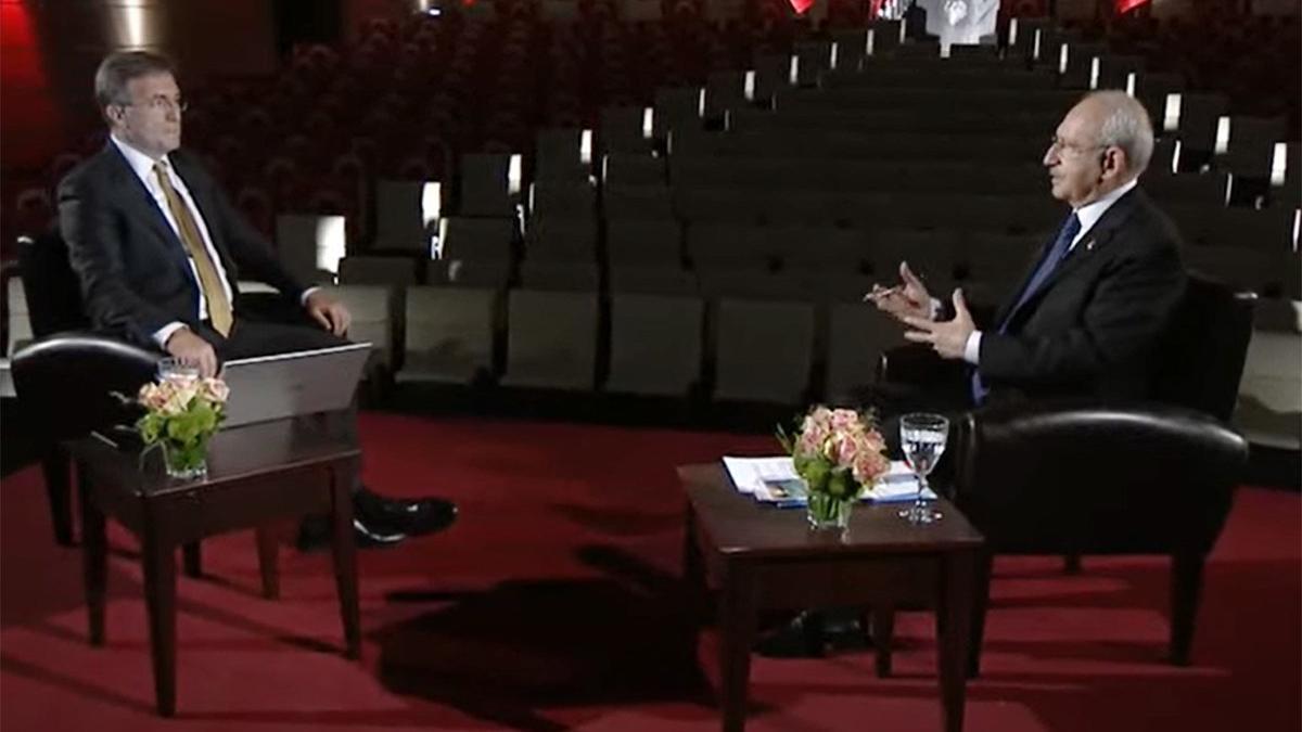 Kemal Kılıçdaroğlu SÖZCÜ TV'de