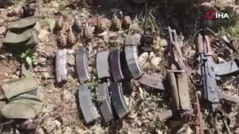 Pençe-Yıldırım operasyonunda PKK'ya ağır darbe