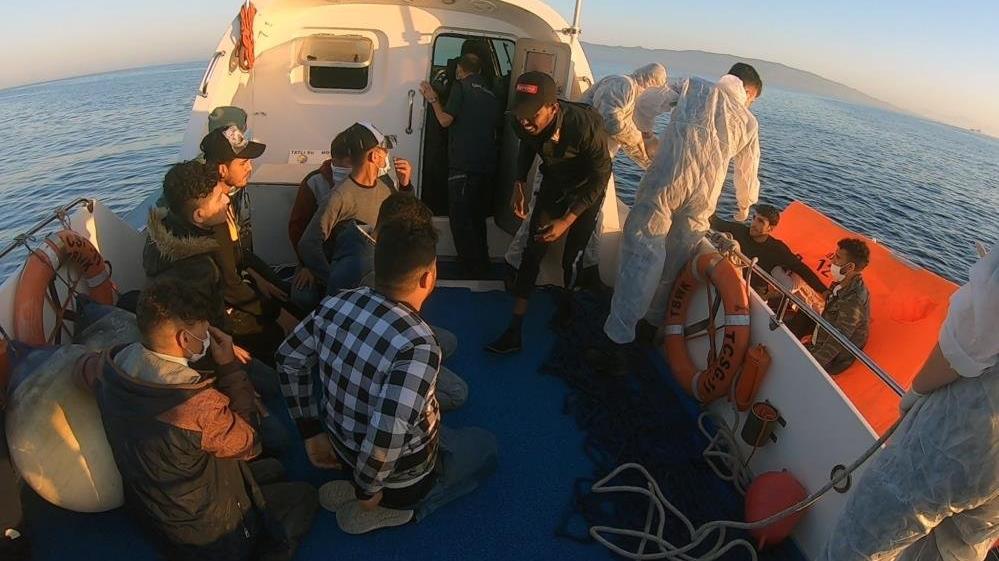 Yunanistan ölüme terk etti, Türk Sahil Güvenlik kurtardı