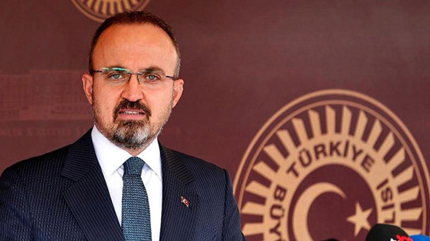 AKP'li Bülent Turan: Bunlar tek dişi kalmış canavar