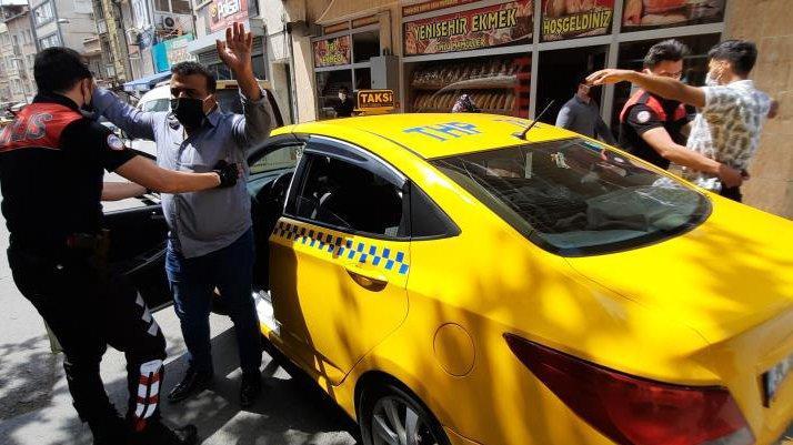 Beyoğlu'nda dev asayiş uygulaması: İlçede giriş çıkışlar tutuldu