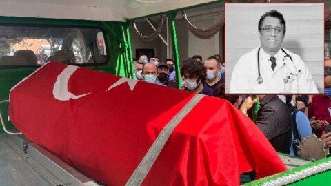 Bir doktor daha corona nedeniyle hayatını kaybetti