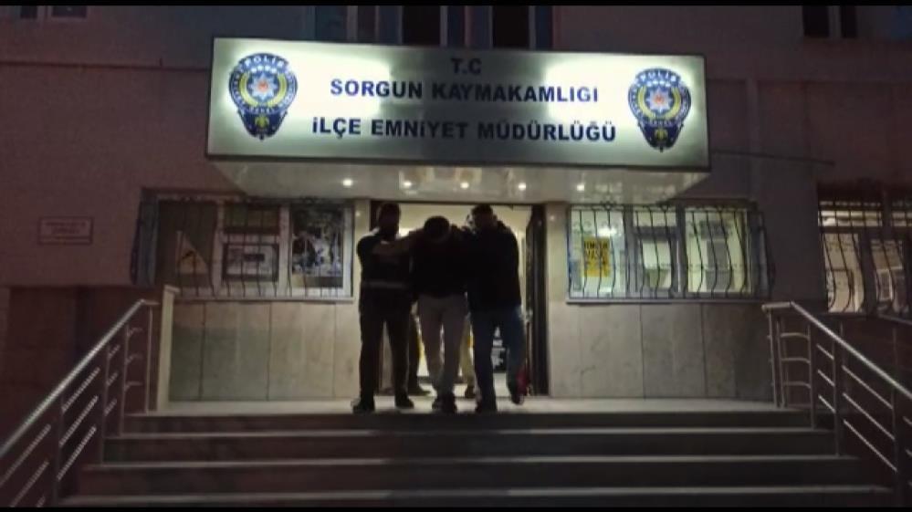Yozgat'ta firari FETÖ hükümlüsü yakalandı