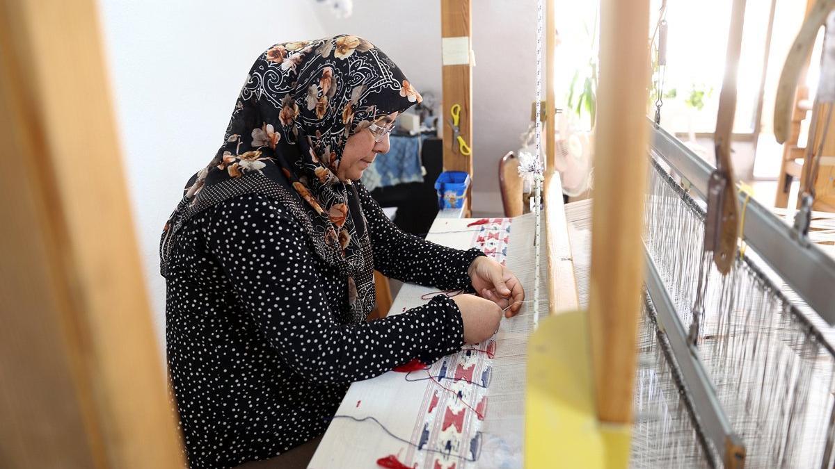 Yüzlerce yıllık kültür mirası Burdurlu kadınlara emanet