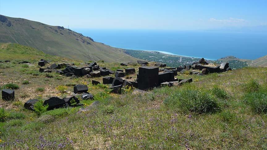 Tarihi Kef Kalesi'nde 45 yıl sonra kazılar yeniden başlıyor