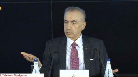 Mustafa Cengiz: Fatih Terim kendini başkan üstü görüyor