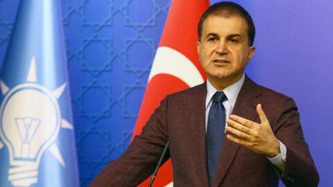 AKP'li Ömer Çelik: AA muhabiri kılığındaki provokatöre gereği yapılıyor
