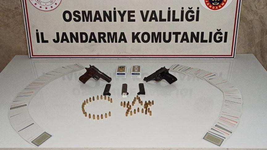 Yayla evinde kumara suçüstü: 41 bin lira ceza uygulandı