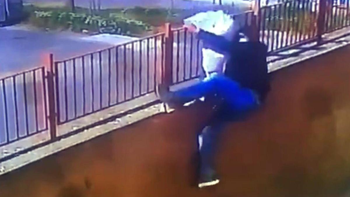 Kapalı okulda musluk hırsızlığı