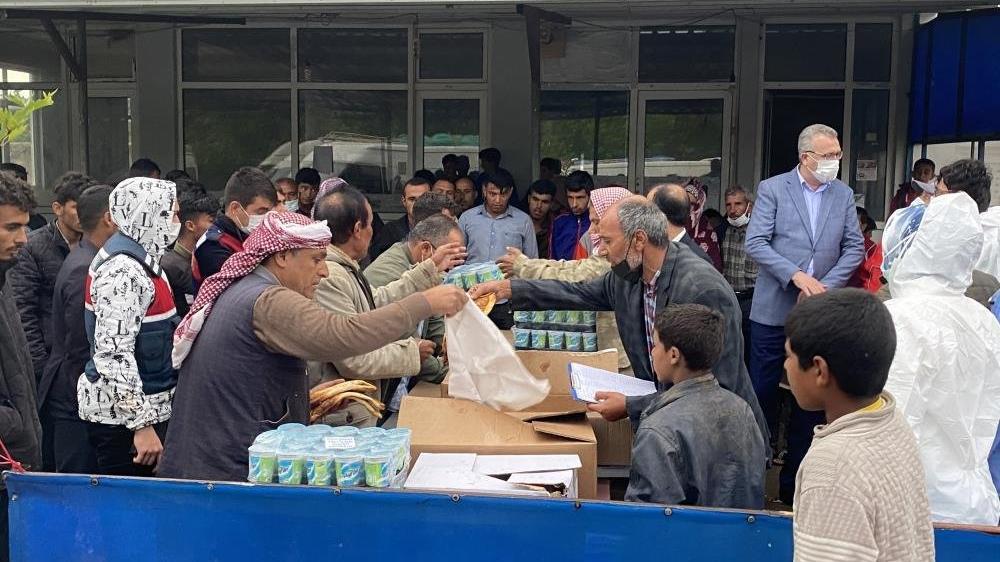 Sel felaketinde 200 mevsimlik işçi canını son anda kurtardı