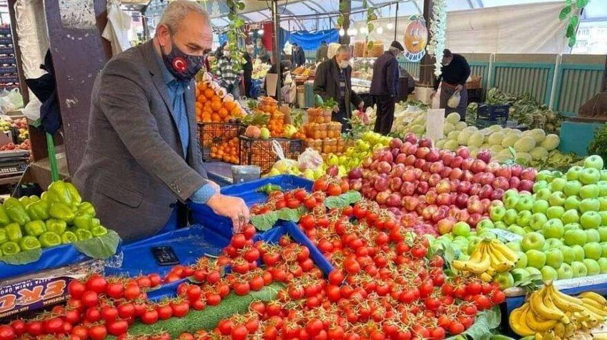 'Gıda fiyatları son bir yılda yüzde 32.5 oranında arttı'