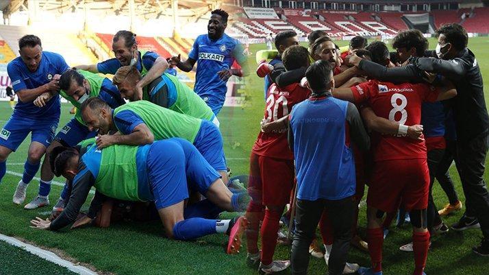 Altınordu play-off finalinde! Süper Lig'e son bilet: Altay-Altınordu