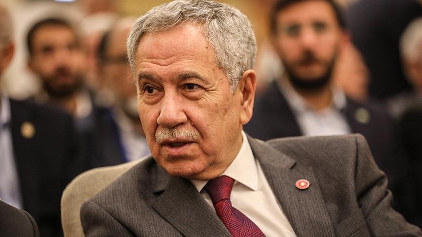 Bülent Arınç, Sedat Peker iddialarını değerlendirdi: Yargı gereğini yapmalı
