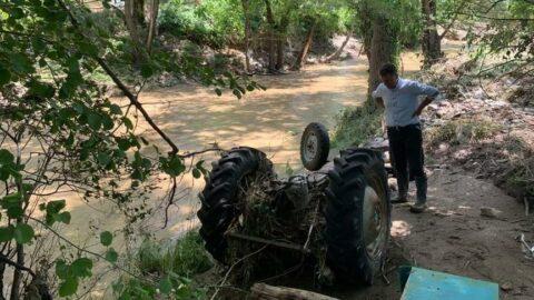Bursa'da selin zararı büyük: 10 bin dekar tarım alanı zarar gördü
