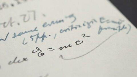 Einstein'ın ünlü mektubuna 10 milyon TL