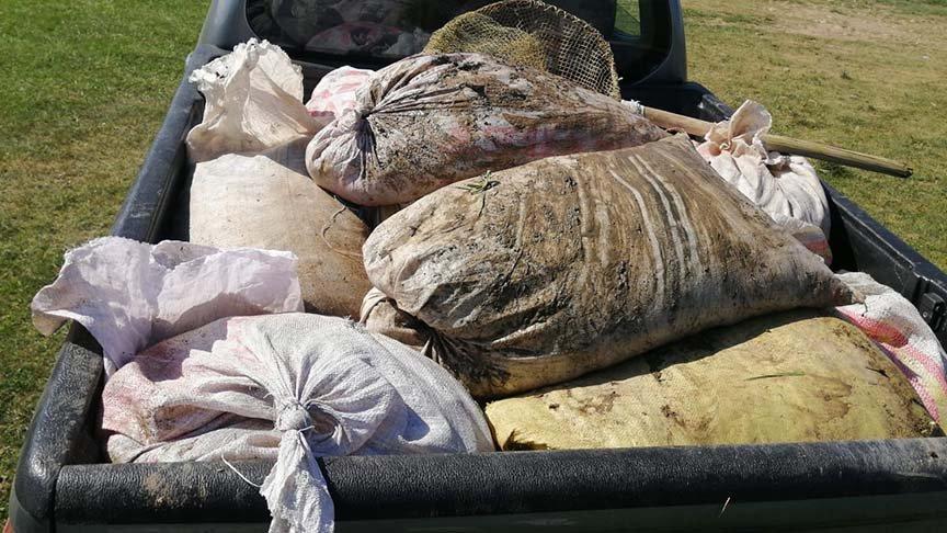 İnci kefali avcılarına 69 bin lira ceza
