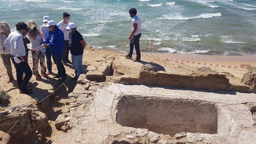 İspanya'da heyecanlandıran keşif: 4 bin yıllık mezar ve antik hamam bulundu