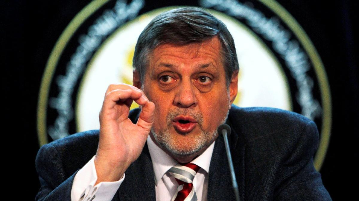 BM Genel Sekreteri Libya Özel Temsilcisi Kubiš Türkiye'ye geliyor