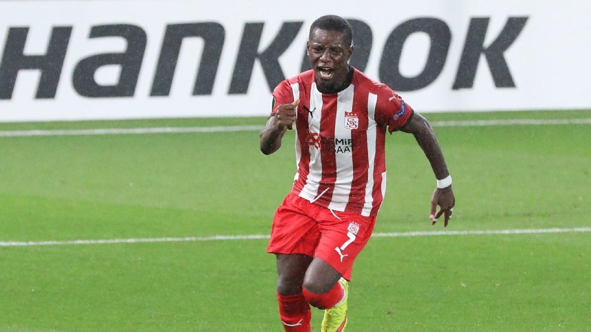 Sivasspor, Max Gradel'i elinden kaçırmadı