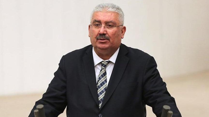MHP'li Yalçın: Cumhur İttifakı iktidar ortaklığı değildir