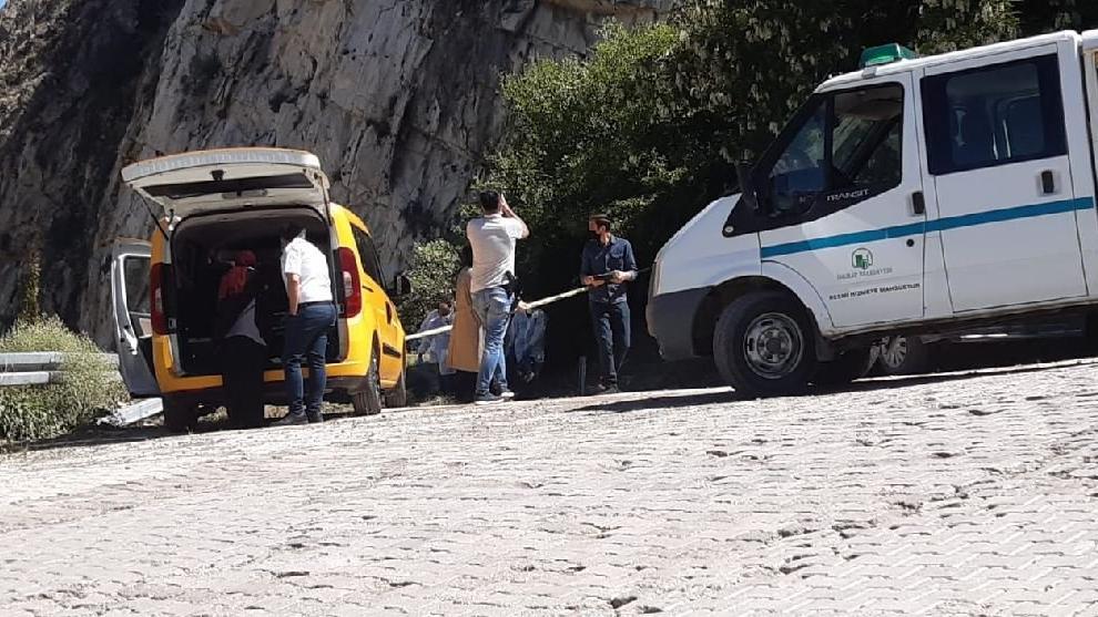 Surdan düşen Ferdinin ölümünde görgü tanığı: Kadın tekme attı