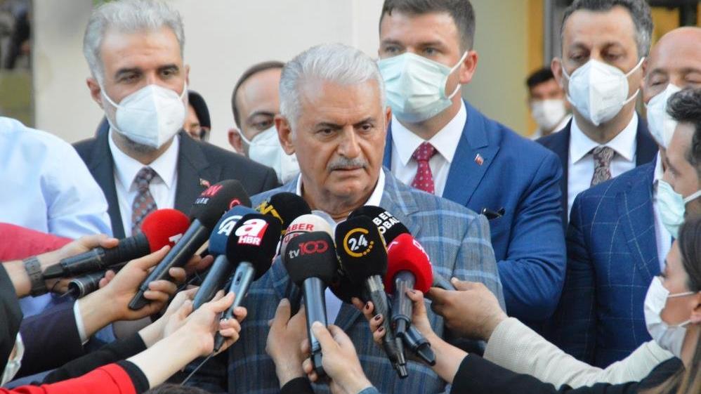 Binali Yıldırım, Sedat Peker'in iddialarına yanıt verdi