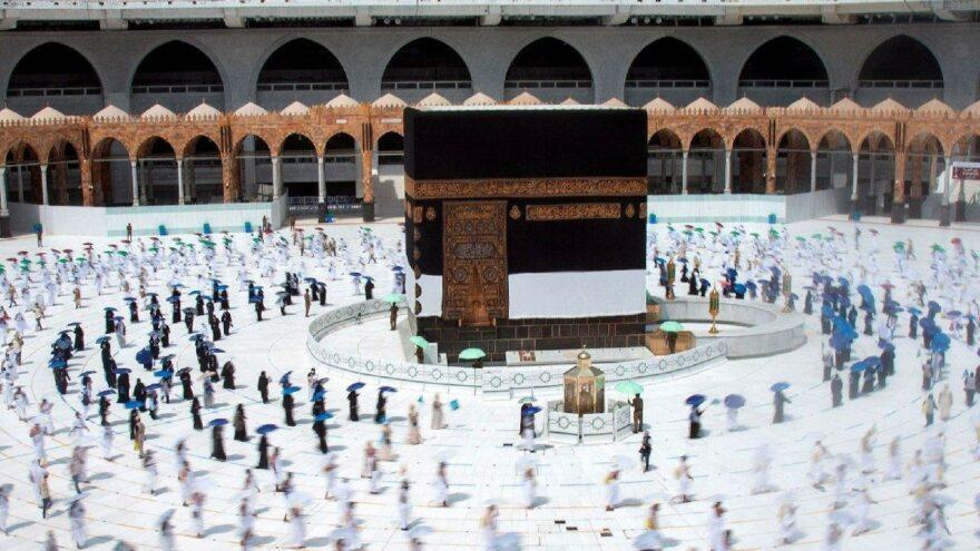 Suudi Arabistan hac ibadeti için 60 bin kişi kabul edecek