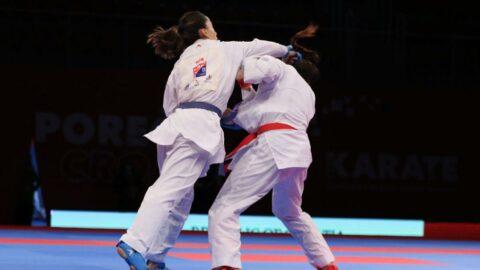 Karate Milli Takımı tarih yazdı