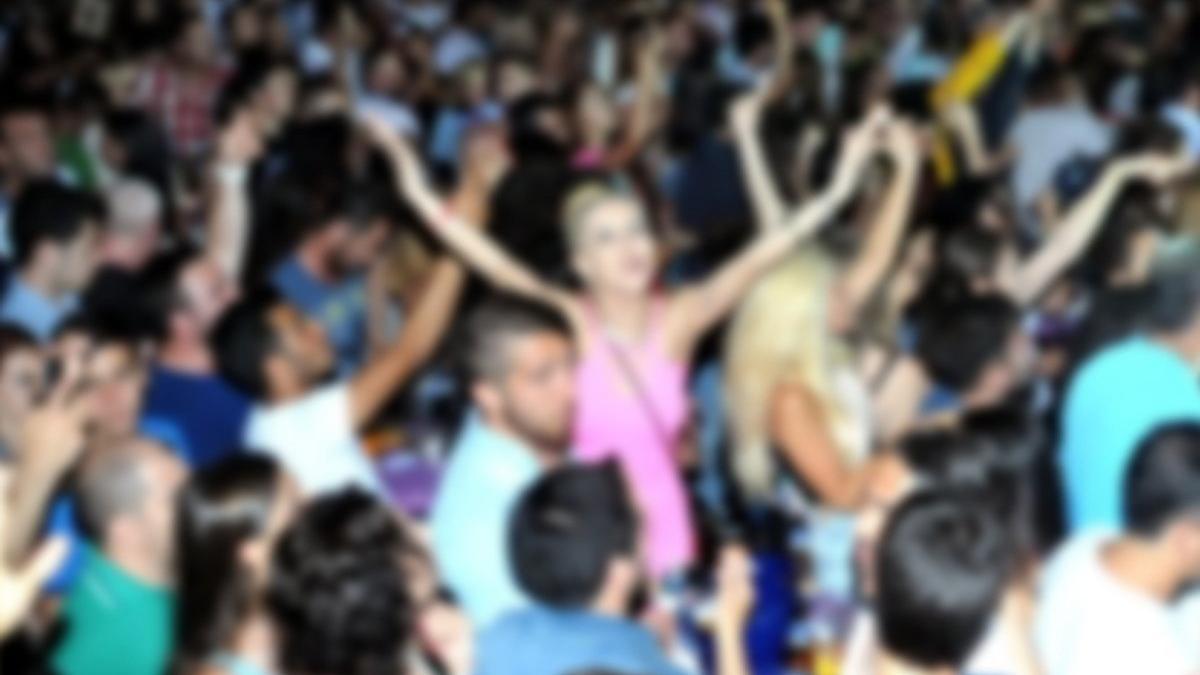 Bodrum'da eğlence düzenleyen otele kapatma