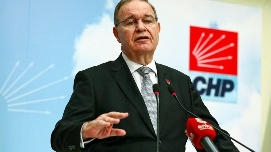 CHP'li Öztrak'tan dikkat çeken açıklama